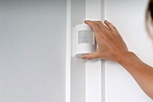 نصب ساده سنسور خانه هوشمند