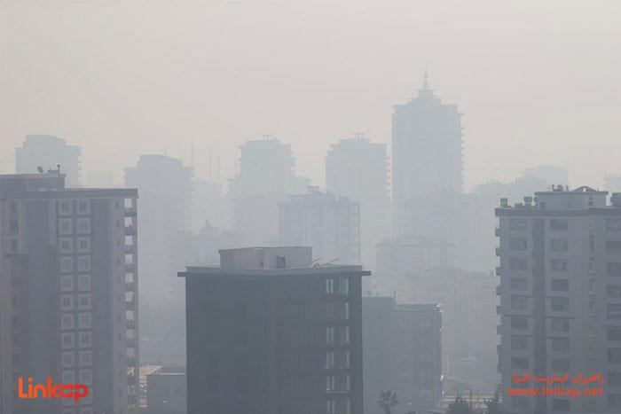 آلودگی شهرها