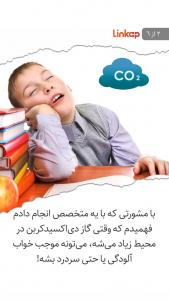 سنسور دی اکسید کربن